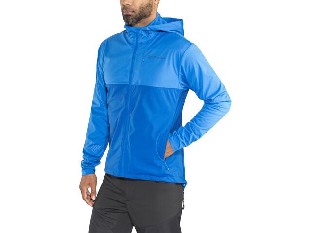 Endura SingleTrack II Softshell Jacket Men azureblue